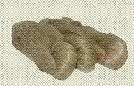 Scutched Flax Fiber(long fiber)