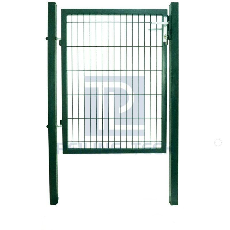 Square Pipe Single Wing Basic Style Yard gate