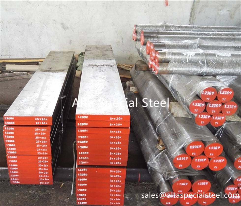 DIN 1.2080 / AISI D3 Tool Steel