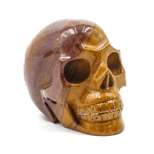 Ocean Jasper Skulls