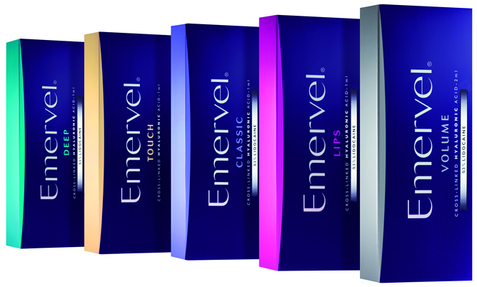 EMERVEL, VISTABEX, VISTABEL,BOCOUTURE, EVOLENCE