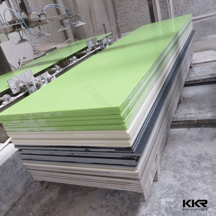 artificial stone acrylic solid surface, artificial marble solid surface sheet