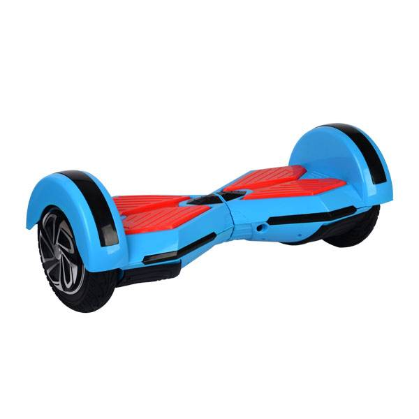Joylites Hoverboard 8 Inch Electric Self Balancing Scooter LED Bluetooth Speaker .