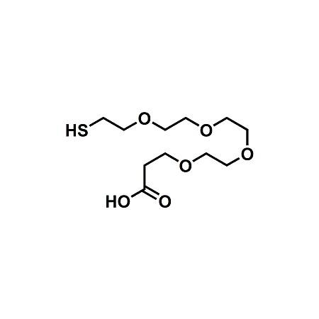 Thiol-PEG4-propionic acid; HS-PEG4-CH2CH2COOH; CAS#749247-06-1