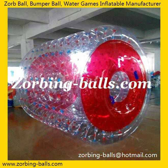 Inflatable Water Roller Ball, Hamster Roller, Inflatable Wheel