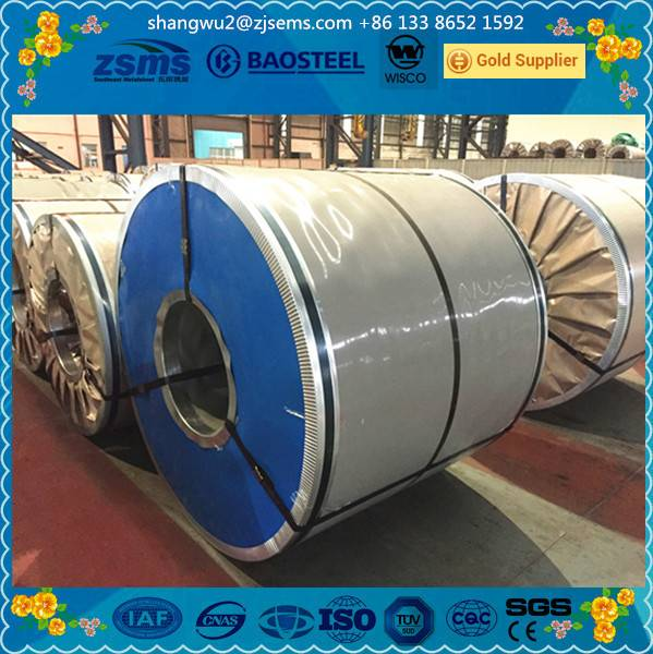 Galvanized Steel Coil with Zero Spangle from Leader Manufacturer of China from Leader Manufacturer o
