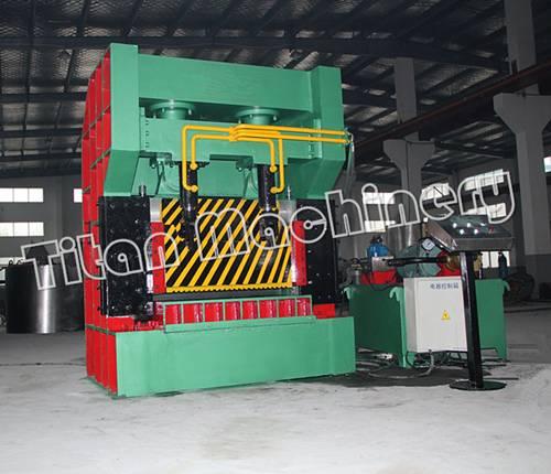 Q15 series hydraulic guillotine shear