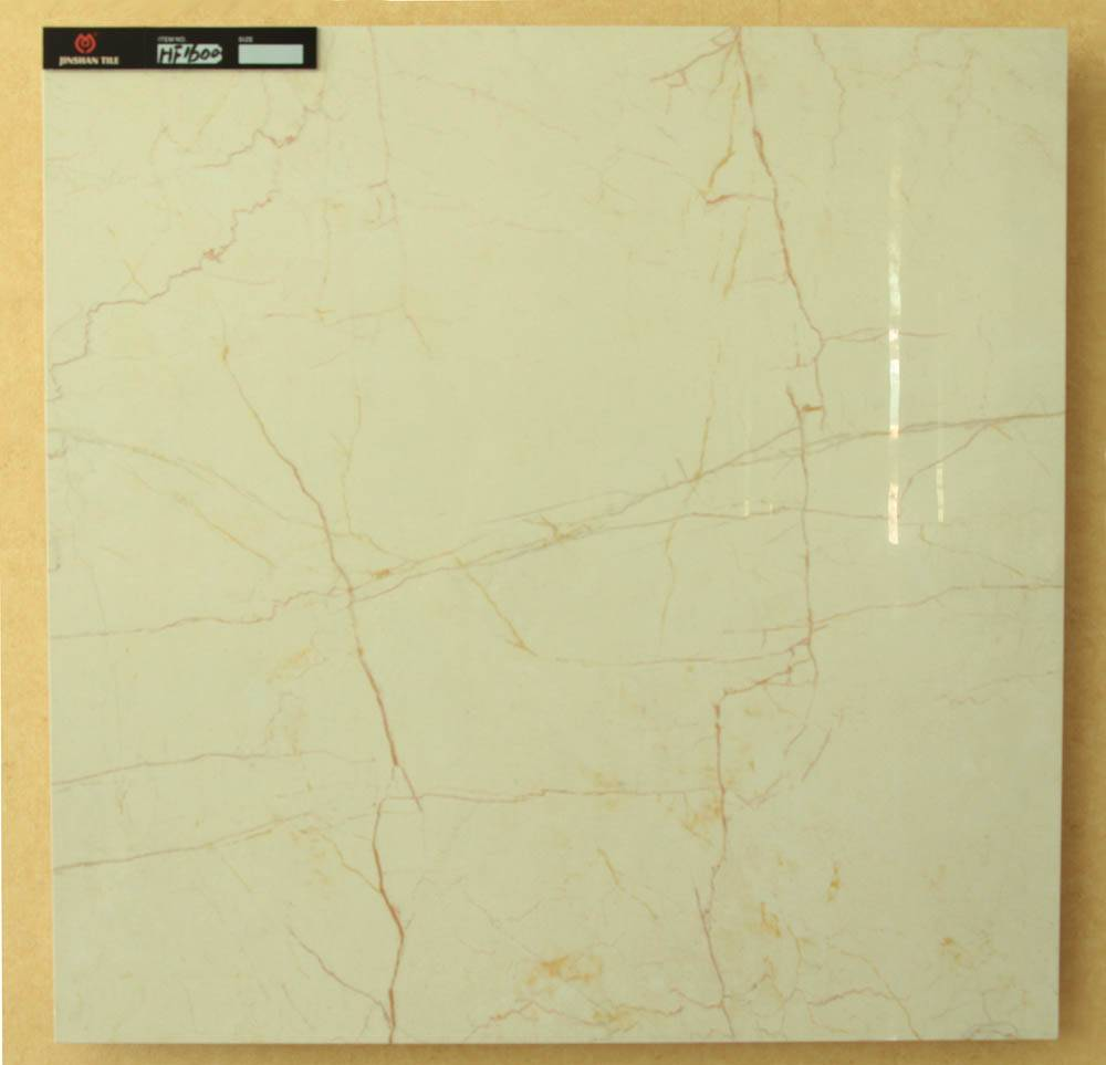 600X600 Polished Porcelain Glazed Floor Tile for Interior Tile