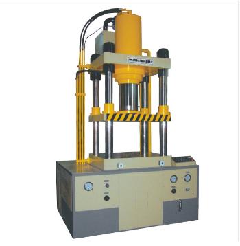 4 Column Deep Drawing Hydraulic Press