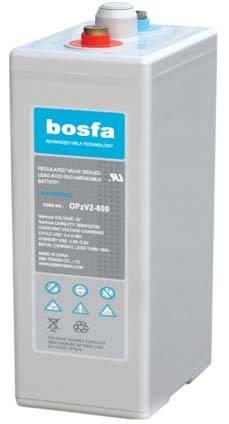 OPzV2-600 2v600ah battery 2v opzv battery gel battery 2v 600ah sealed gel cell batteries