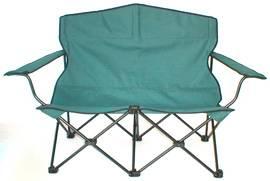dual beach chairs