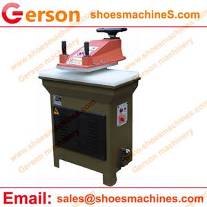 Rubber Plastic Sample Test Rlydranlic Cutting Machine