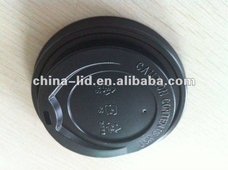 disposable paper cup plastic lid