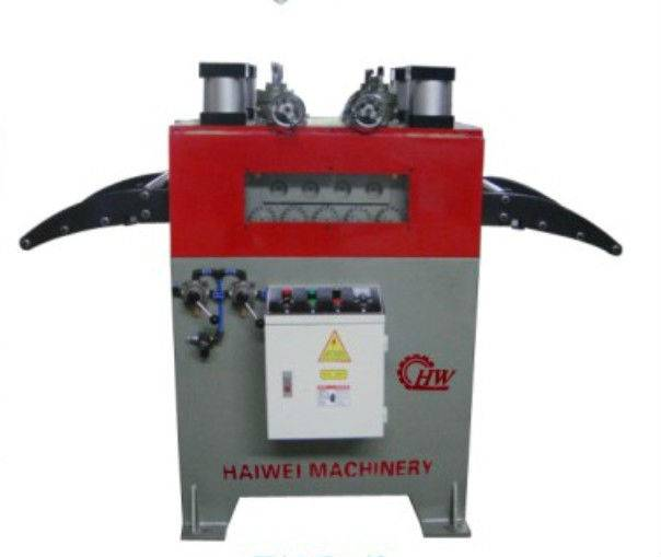 straightening machine for thick metal