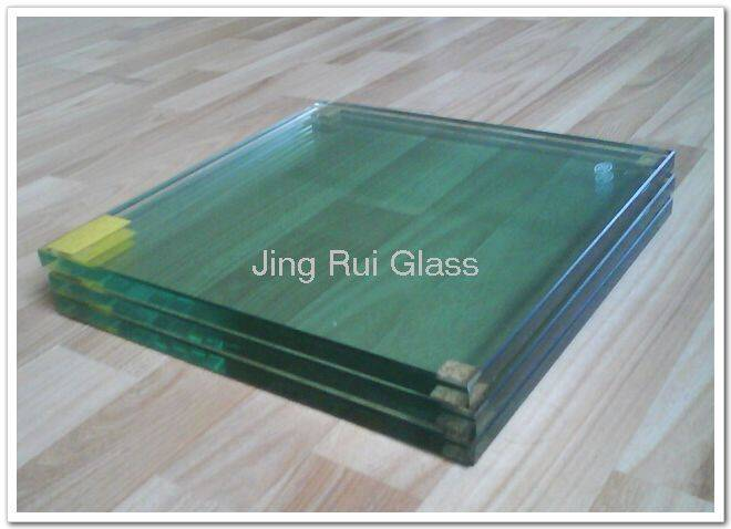 Sandwich glass