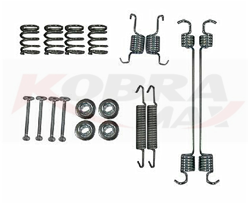KOBRA-MAX BRAKE SHOES ACCESSORIES KIT 6001549722