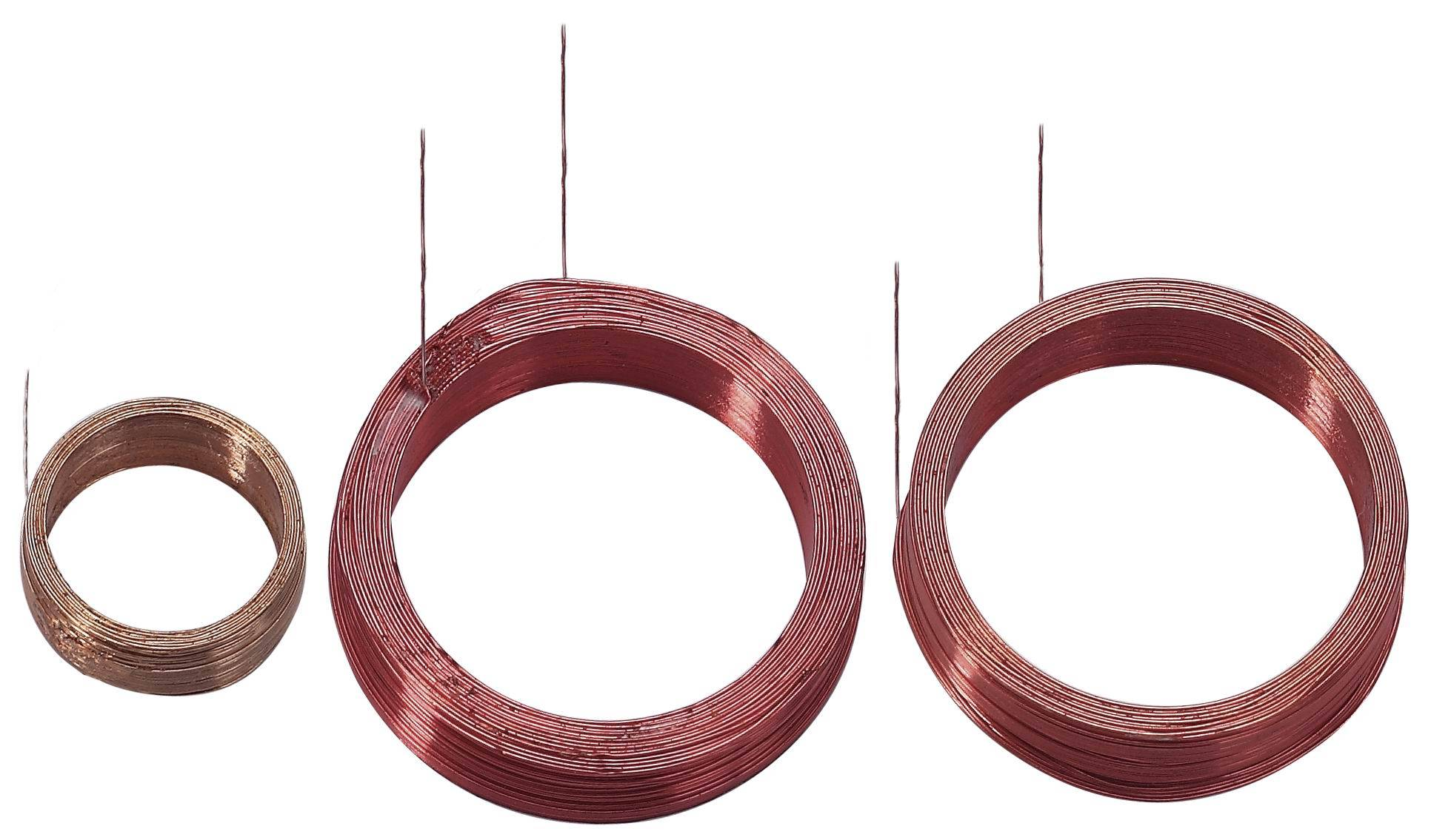 Sensor coils