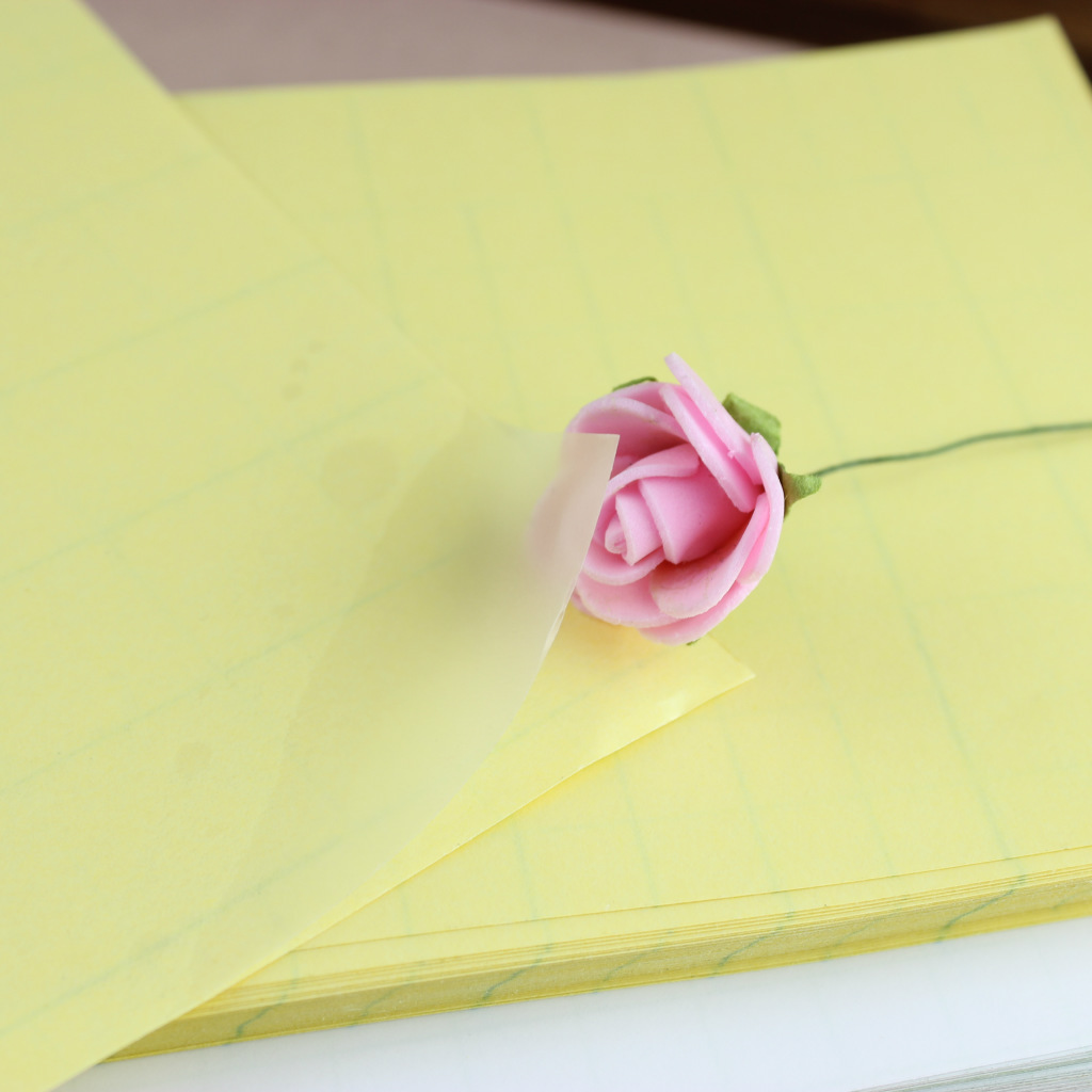 Wholesale Cold Lamination Film Yellow Paper