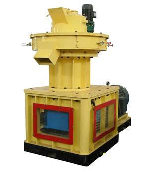 KJ-XGJ-580ring die pellet press/pellet mill/biomass wood pellet mill