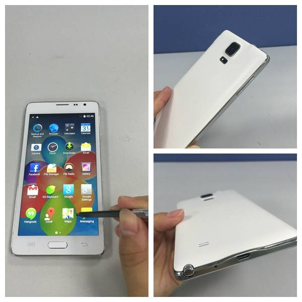 Cheap 5.5inch China Note 4 OEM Smartphone
