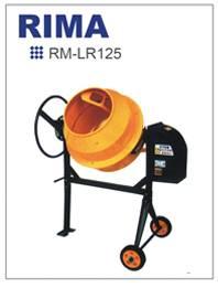 Concrete mixers 180L 160L 125L 95L 75L