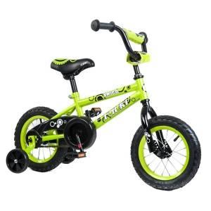 Tauki AMIGO 12 inch Kid Bike,Green