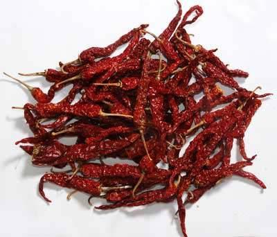 Byadgi Red Chillies