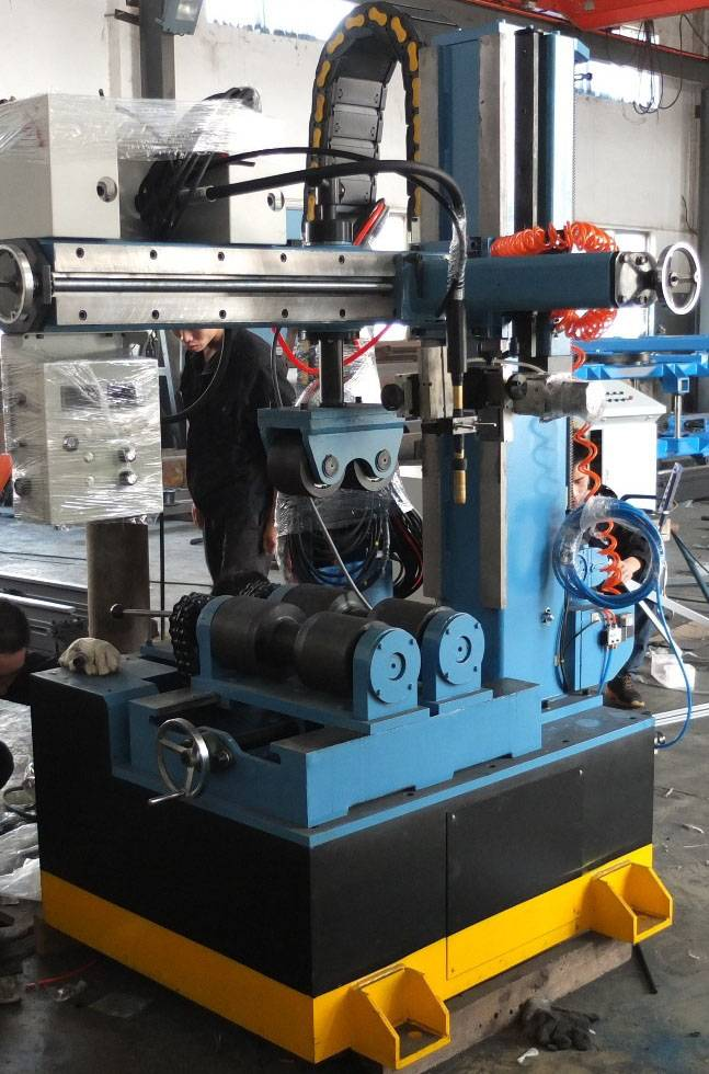 CNC Pipe Spool Root Welding Machine