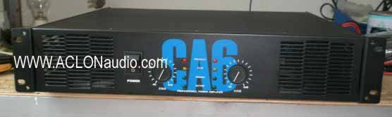 High Reliability 400W Power Amplifier (CA6)