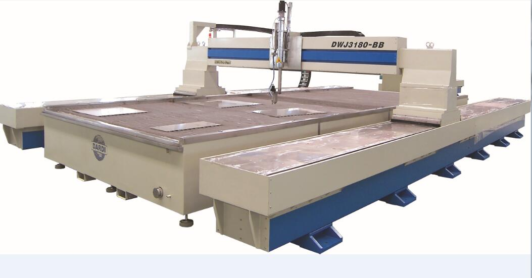 Dardi Waterjet Cutting Machine (DWJ3180-BB)