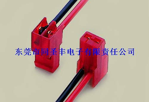 AMP640440 connector with wires