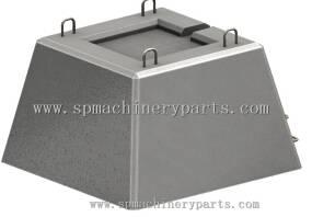 Foundry Professional Custom Marine Ballast Weight