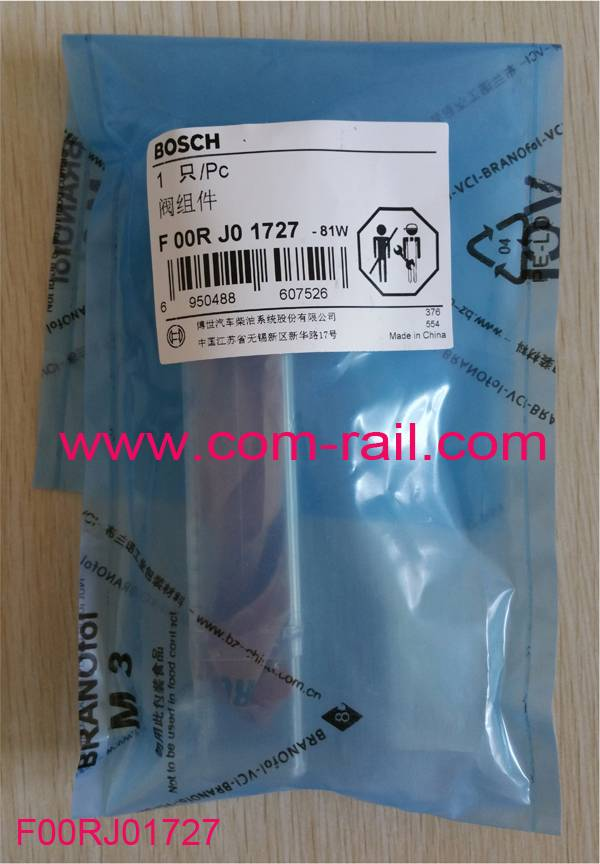 valve diesel bosch F00RJ01727,original,new.