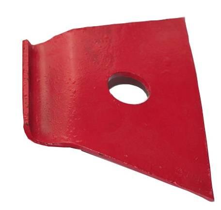 Rail Nabla Clip / rail fastening systems
