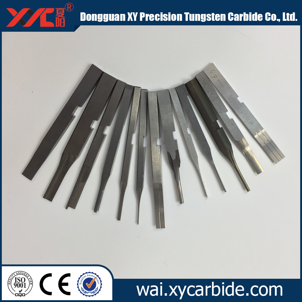 XYC customized tungsten carbide parts