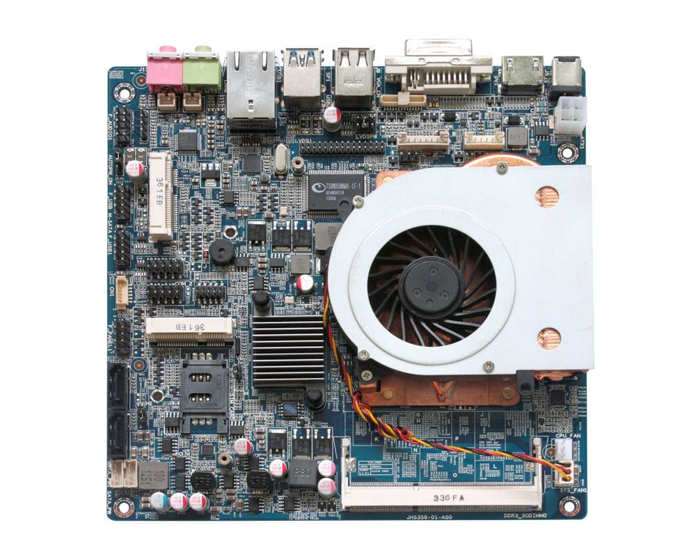 Onboard Intel® Celeron® 1037U Processor motherboards with providing technical support MBC006
