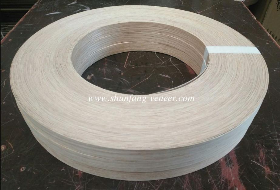 1MM White Oak Edge Banding Veneer Real Wood Thick Veneer Edgebanding
