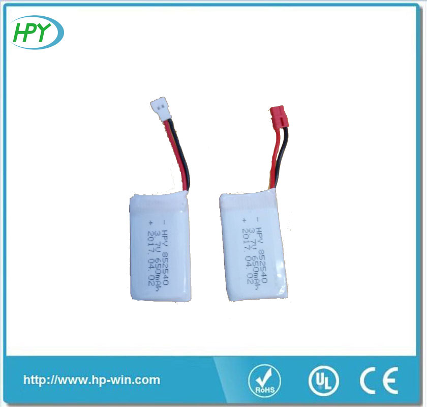 3.7v 650mah 25C high rate Li-polymer battery for Syma X5C X5SW X5SC RC Quadcortor