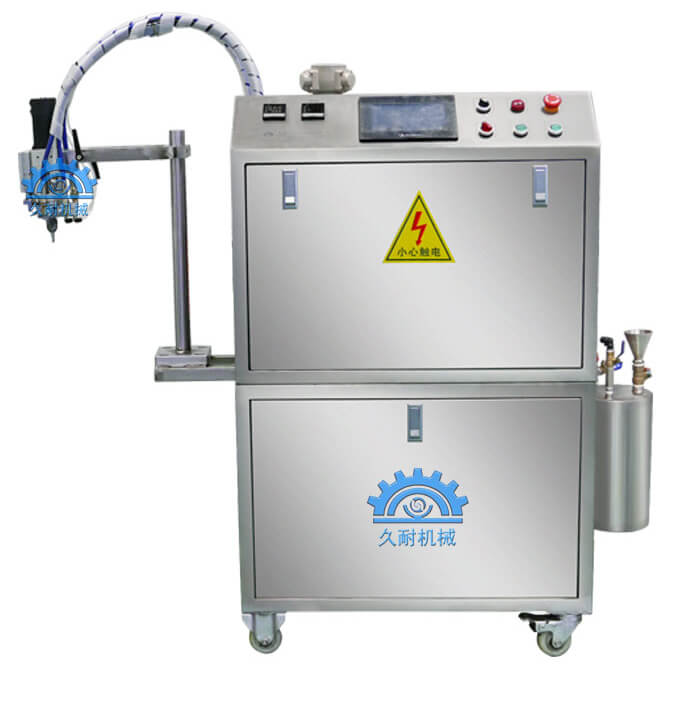 low pressure polyurethane foam machine