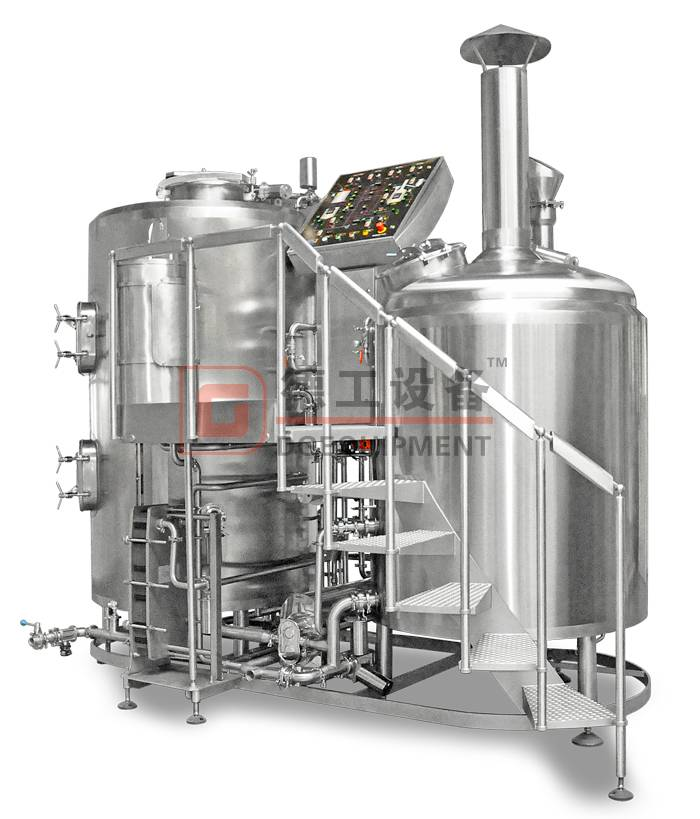 5BBL turnkey beer brewing equipment for sale
