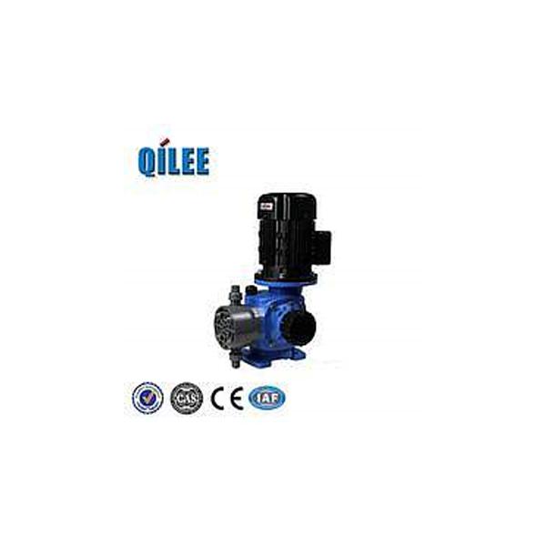 High Temperature Peristaltic Chemical Acid Metering Pump