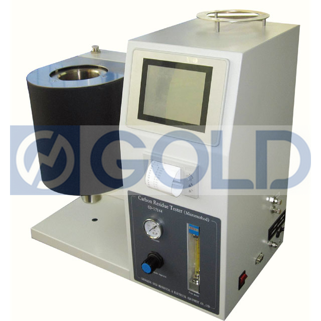 GD-17144 Automatic Carbon Residue Tester (Micromethod)