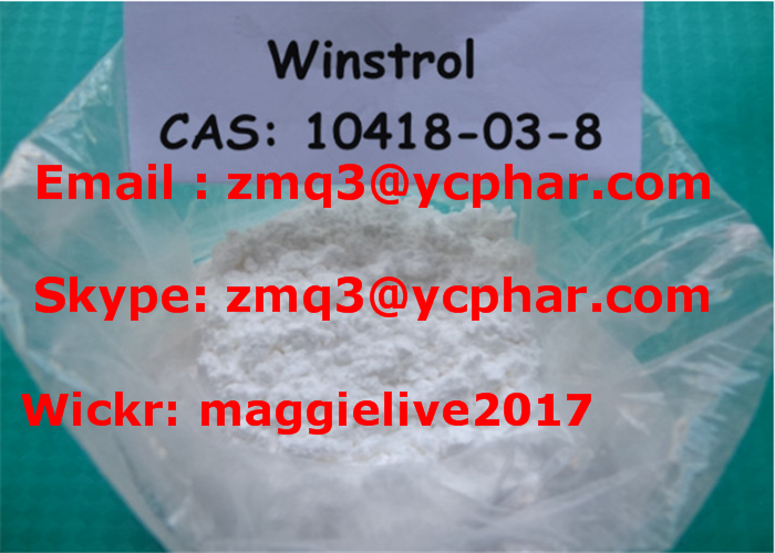 Buy Chemical Injectable Steroids Winstrol with Human Healthy Bobybuilding