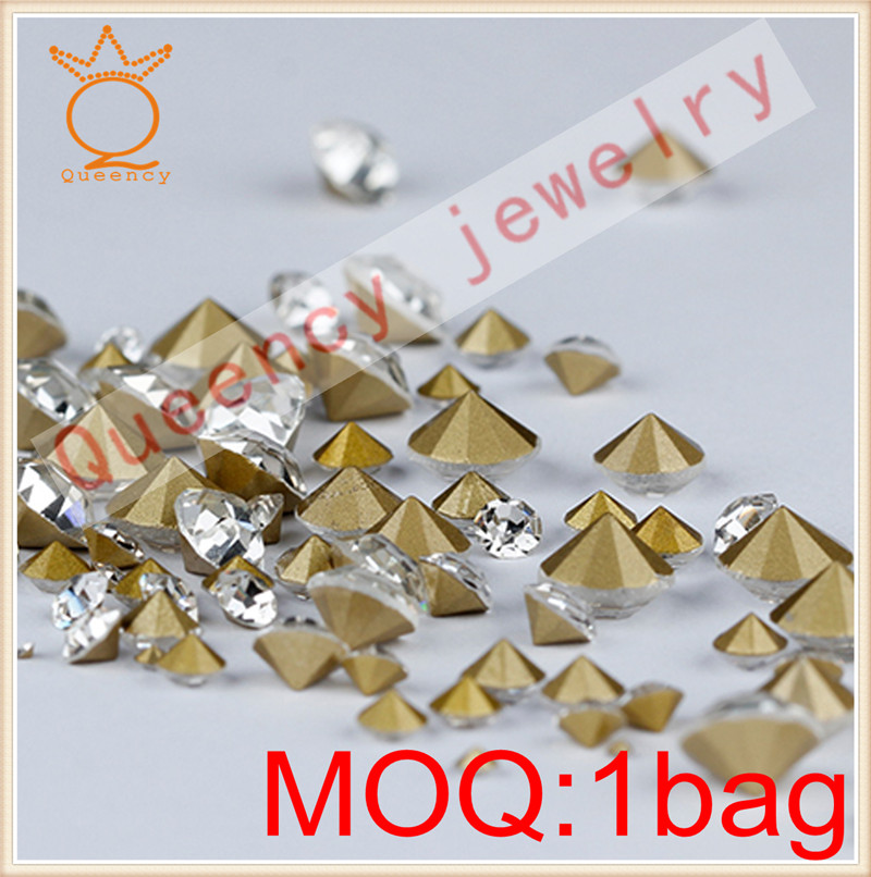 Garment,Shoes,Bags Use and point back Rhinestone,Rhinestones Product Type glass rhinestone