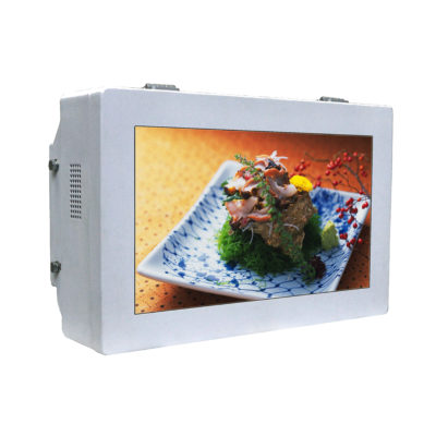 Wall Mount Server Cabinet Outdoor Advertising LED Display digital signage advertising