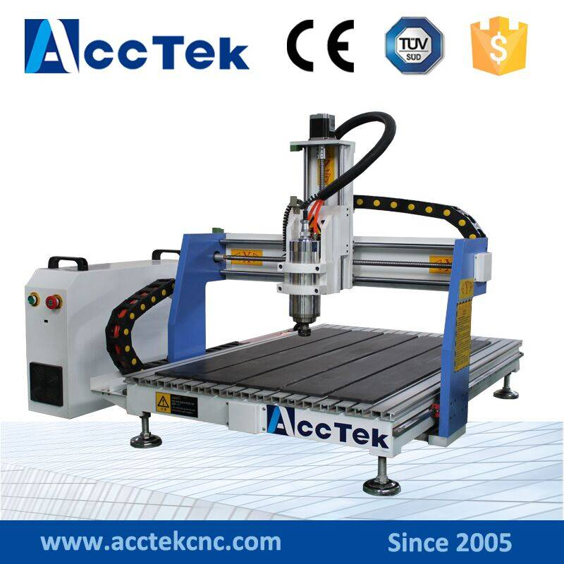 Jinan China 3D carving mini cnc router 6090 /small engraving and cutting machine