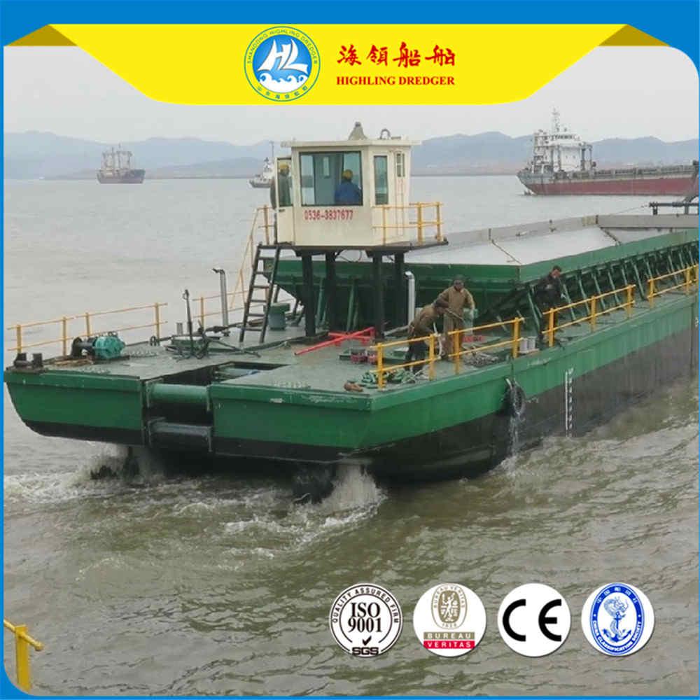 HL-T300 Sand Transportation Barge Ship