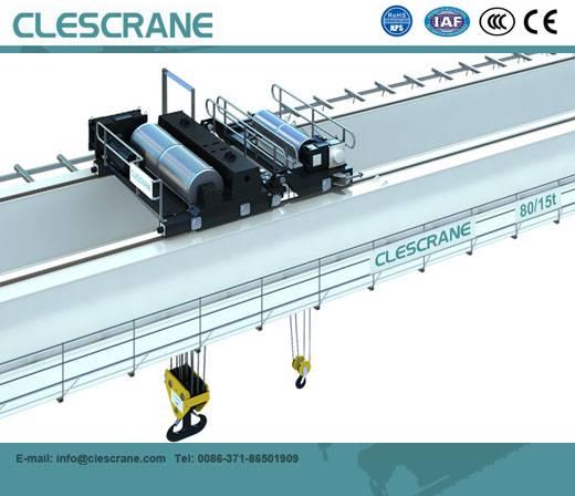 CWD Series customized heavy duty Double Beam Manufacturer Bridge Crane for Sale $5000-$200000