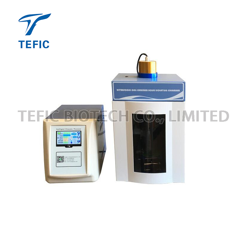4.3 Inch TFT Touch Screen 650W Cell Sonicator For Lab Use, China Ultrasonic Cell Disrupter for sale