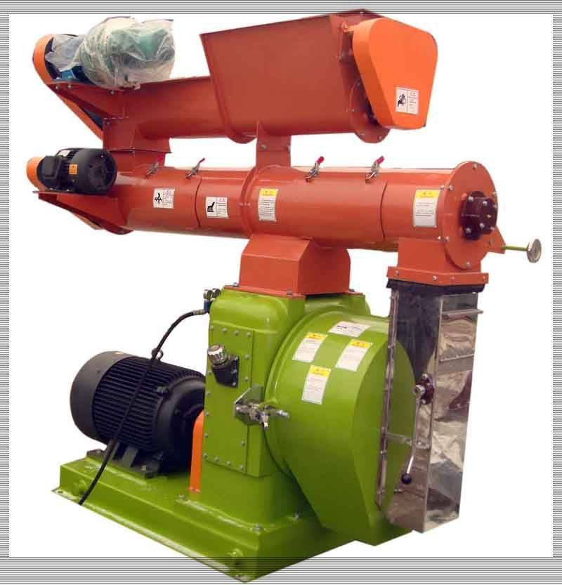 KJ-MZLH420 Pellet Mill/Pellet Press/Biomass Pellet Mill with ring die